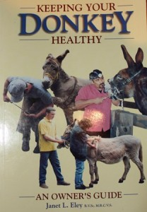 Excellent reference book for the donkey owner Price £9.99 incl P & P